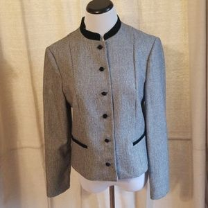 Vintage Rrrruss Blazer Hipster Jacket USA Made